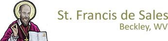 St. Francis de Sales Parish Logo